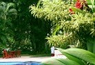 Adams Estate Tropical landscaping 17